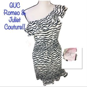 ‼️🔥GUC ROMEO & JULIET COUTURE Pleated Dress🔥‼️